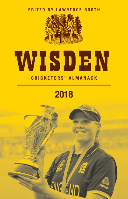 Wisden Cricketers Almanack 2018
