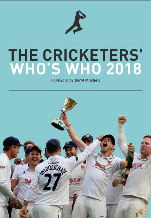 the cricketers' whos who