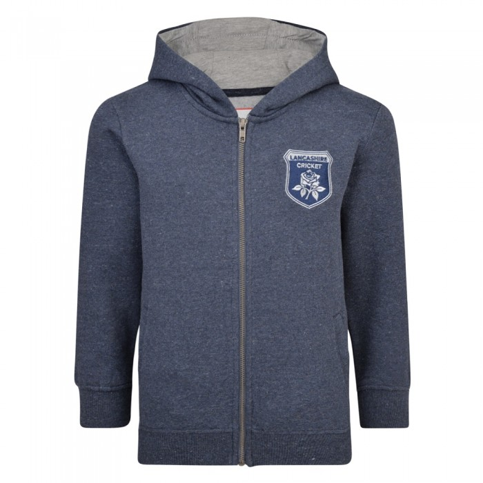 Lancashire Youth Zip Hoody