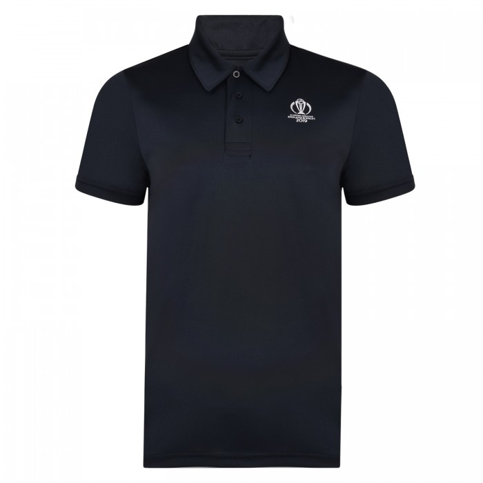 CWC19 Mens Events Polo Navy