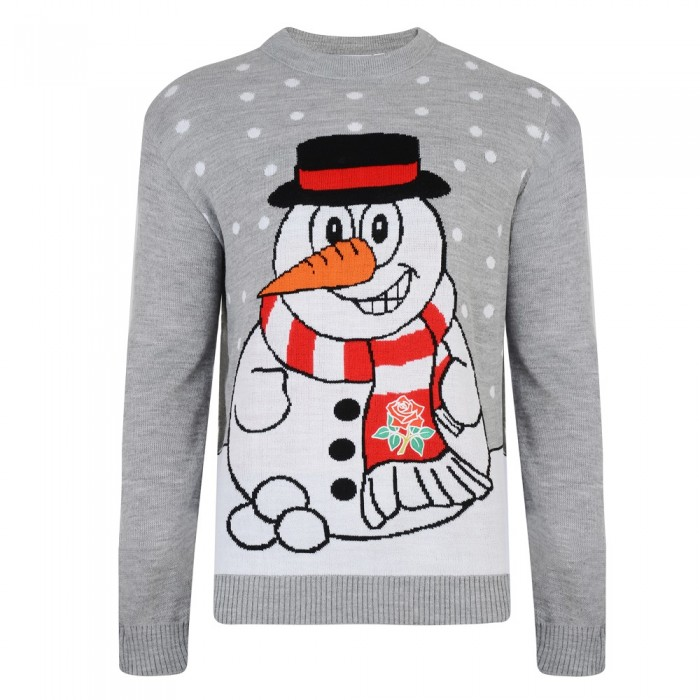Lancashire Adult Christmas Jumper