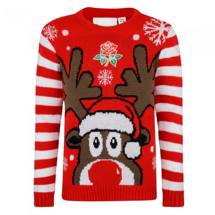 Lancashire Youth Christmas Jumper