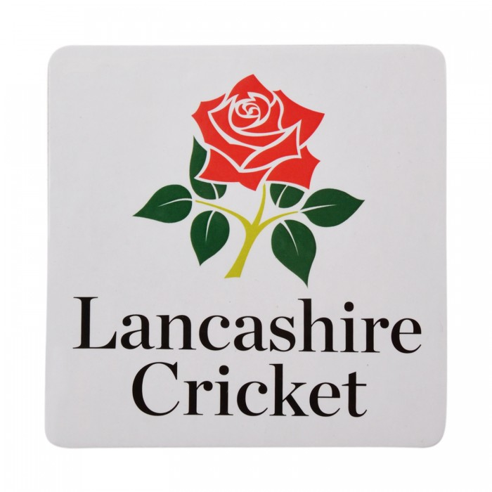 Lancashire Cricket Coaster