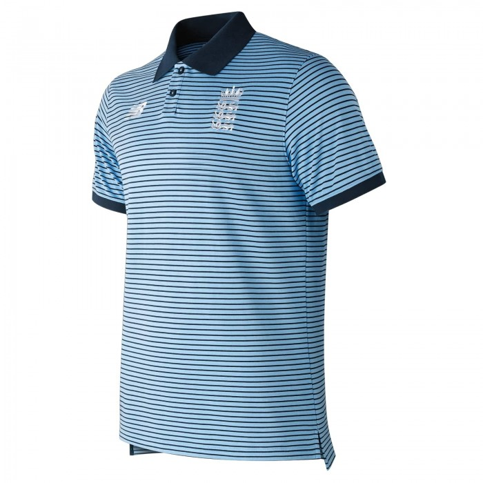 ECB NB Travel Polo WC19 Blue