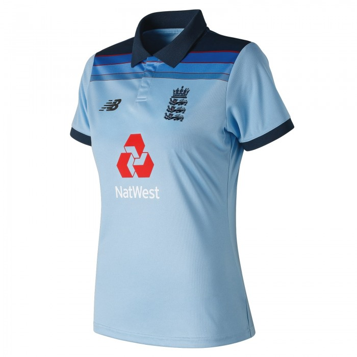 ECB NB ODI Polo Woman