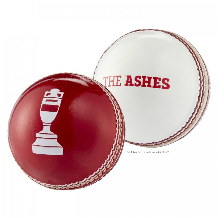 Ashes Ball Red/White