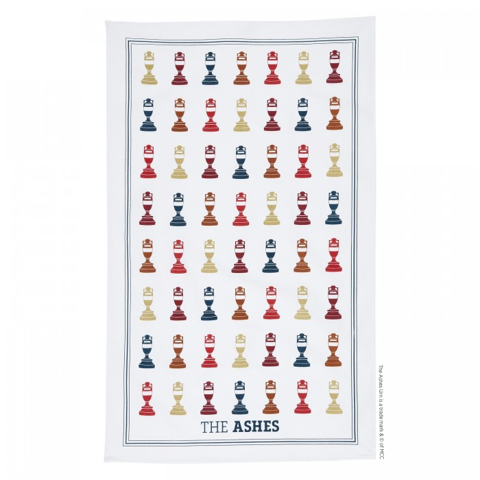 Ashes Tea Towel