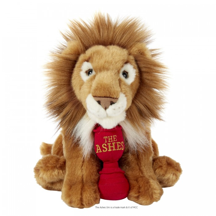 Ashes Lion Soft Toy