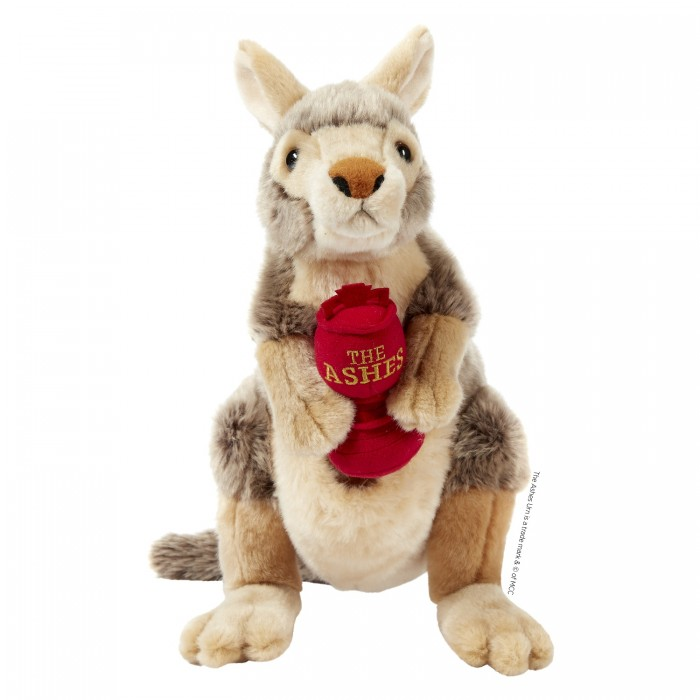 Ashes Kangaroo Soft Toy