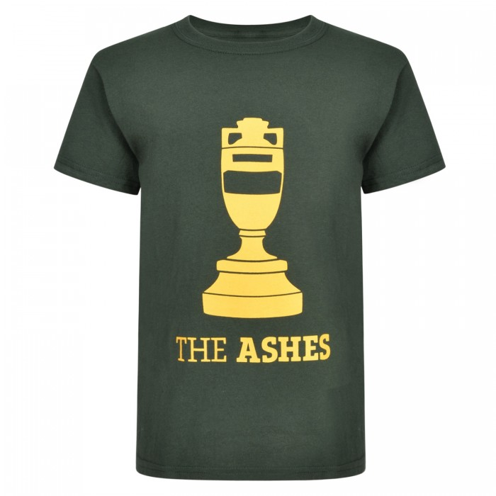 Ashes Youth Urn T-Shirt Green