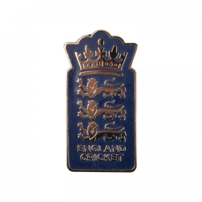 ECB Logo Pin Blue
