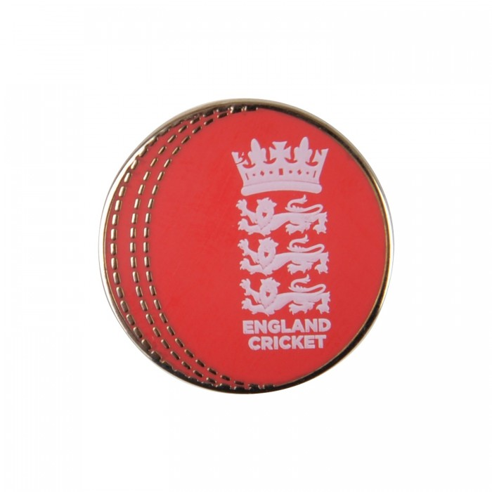 ECB Red Ball Pin