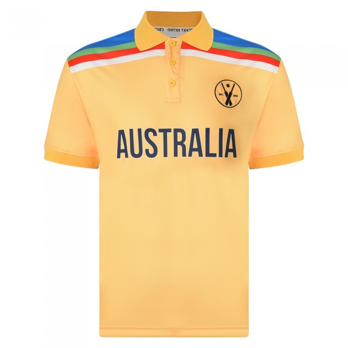 Men's Australia Retro Polo