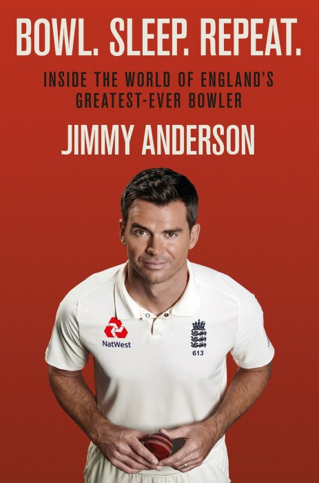 Jimmy Anderson - Bowl Sleep Repeat