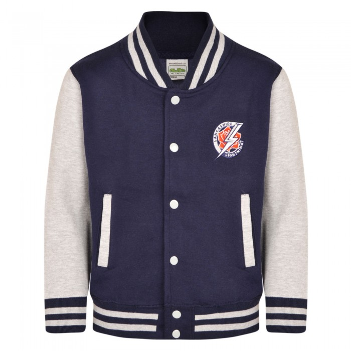 Youth Lightning Varsity Jacket