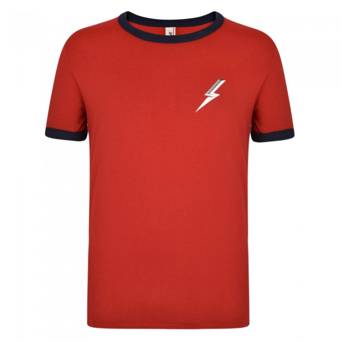 Lightning T-Shirt Red