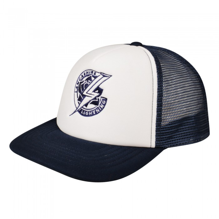 Youth Lightning Trucker Navy