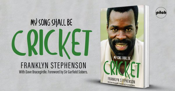 Franklyn Stephenson Book