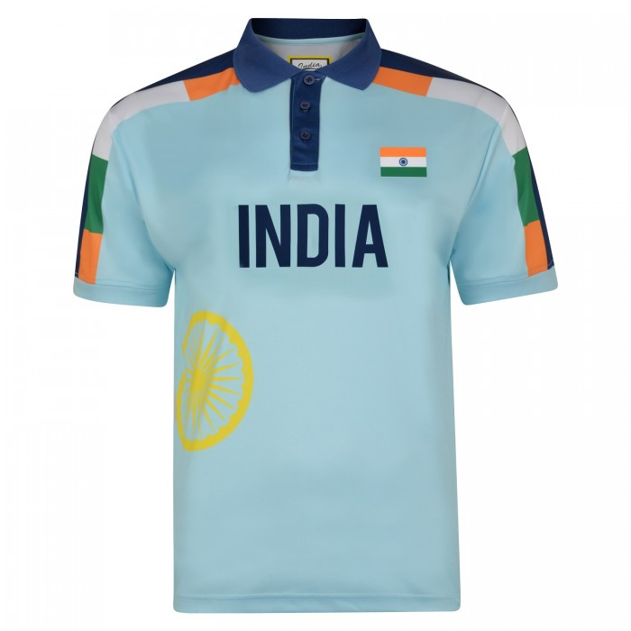 Men's India Retro Polo