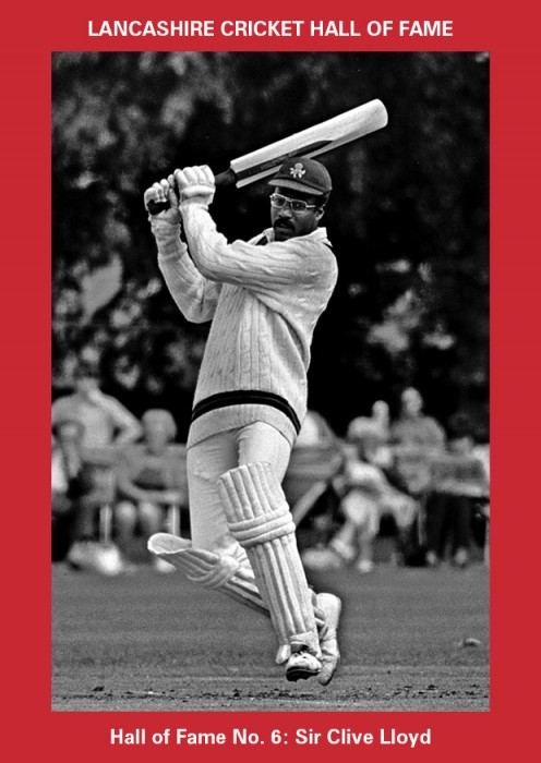 Lancashire Cricket Hall Of Fame Cards - set of 7