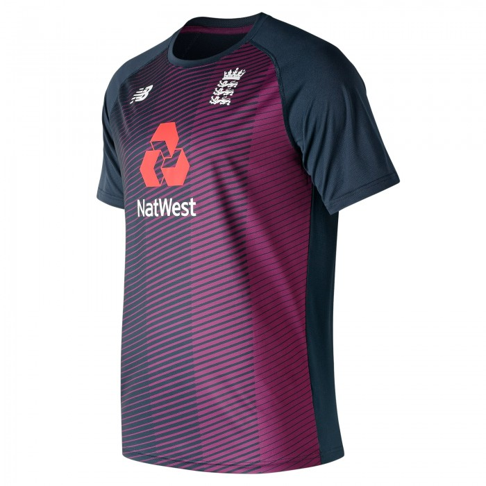 ECB NB Training T-Shirt Jnr