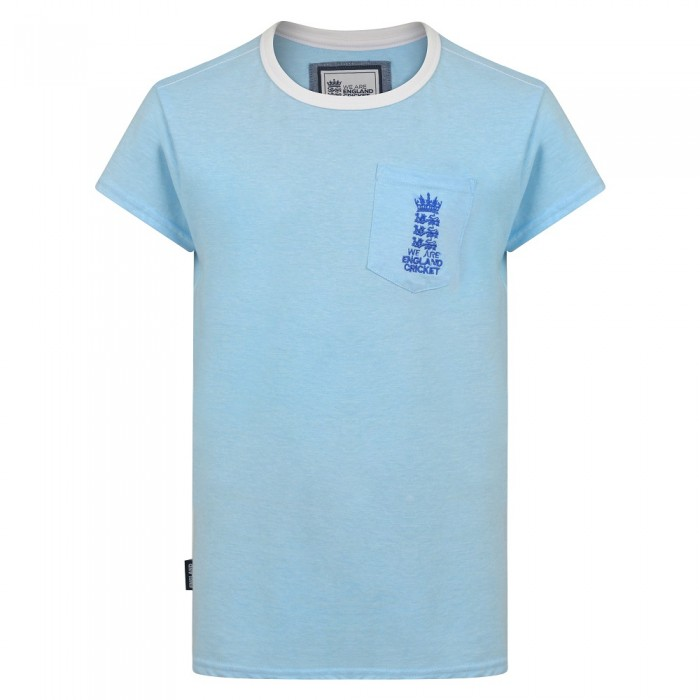 ECB Ladies Small Logo Tee